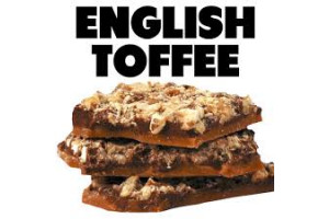 Ice Cream roll Premix English Toffee