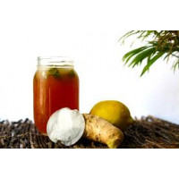 Ice Tea Premix Lemon Ginger Honey