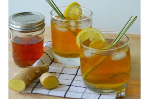 Ice Tea Premix Lemon Ginger