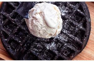 Protein Waffle Premix Charcoal