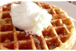 Protein Waffle Premix Vanilla