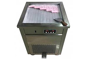 Ice Cream Roll Machine  - Square Pan 45 cm