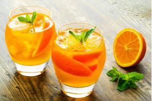 Lemonade Premix Orange